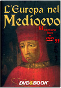 DVD + Book: L'Europa nel Medioevo