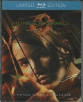 Hunger games - Limited Label Steelbook Edition (Blu-Ray + DVD)