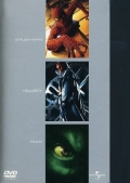 Cofanetto: Spider-Man + Hellboy + Hulk (3 DVD)