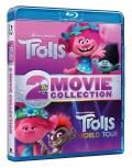 Cofanetto: Trolls + Trolls World Tour (2 Blu-Ray)