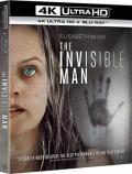 L'uomo invisibile (Blu-Ray 4K UHD + Blu-Ray Disc)