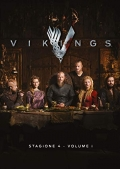 Vikings - Stagione 4, Vol. 1 (3 DVD)