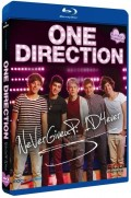 One Direction - Never give up (Blu-Ray)