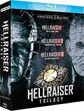 Hellraiser - La Trilogia (3 Blu-Ray)