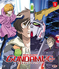 Mobile Suit Gundam Unicorn, Vol. 1 - Il giorno dell'unicorno (Blu-Ray Disc)