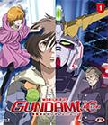 Mobile Suit Gundam Unicorn, Vol. 1 - Il giorno dell'unicorno (Blu-Ray Disc)