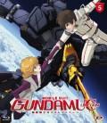 Mobile Suit Gundam Unicorn, Vol. 5 - Lo Unicorn Nero (Blu-Ray Disc)