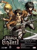 L'attacco dei giganti - Stagione 1, Vol. 6 - Limited Edition (Blu-Ray + DVD)