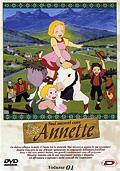 Sui Monti con Annette - Serie Completa (8 DVD)