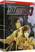City Hunter 3 - Complete Box Set (3 DVD)