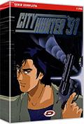City Hunter '91 - Complete Box Set (3 DVD)