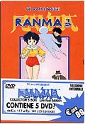 Ranma 1/2 Gli Scontri Decisivi Box - Vol. 01 (Ep. 117-141)