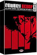 Cowboy Bebop - Ultimate Edition Box, Vol. 1 (3 DVD)