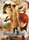 Steins Gate - Box Set, Vol. 2 (3 DVD)