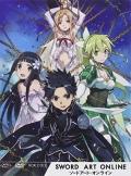 Sword Art Online - Box Set, Vol. 2 (2 DVD + CD)
