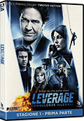 Leverage - Stagione 1, Vol. 1 (2 DVD)