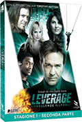 Leverage - Stagione 1, Vol. 2 (2 DVD)