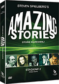 Amazing Stories - Storie Incredibili - Stagione 2, Vol. 1 (3 DVD)