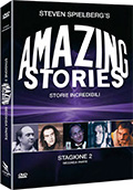 Amazing Stories - Storie incredibili - Stagione 2, Vol. 2 (3 DVD)