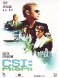 CSI Miami - Stagione 6, Vol. 2 (3 DVD)