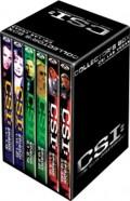 CSI - Crime Scene Investigation - Stagioni 1-3 Collector's Box (18 DVD)