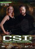CSI - Crime Scene Investigation - Stagione 5, Vol. 1 (3 DVD)