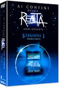 Ai Confini della Realtà - Anni '80 - Stagione 1, Vol. 1 (4 DVD)