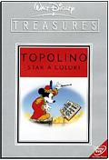 Walt Disney Treasures: Topolino Star a Colori (Amaray)