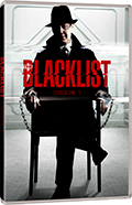 The Blacklist - Stagione 1 (6 DVD)