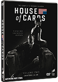 House of Cards - Stagione 2 (4 DVD)