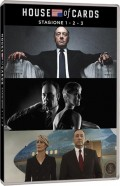 House of Cards - Stagioni 1-3 (12 DVD)