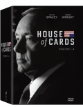House of Cards: Stagioni 1-4 (16 DVD)