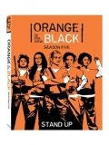 Orange is the new black - Stagione 5 (5 DVD)