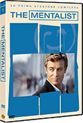 The mentalist - Stagione 1 (6 DVD)