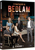 I fantasmi di Bedlam - Stagione 1 (2 DVD)