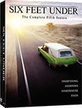 Six Feet Under - Stagione 5 (5 DVD)