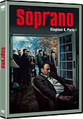 I Soprano - Stagione 6, Vol. 1 (4 DVD)
