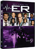 E.R. - Medici in prima linea - Stagione 09 (3 DVD)
