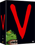 V Visitors - La serie completa (10 DVD)