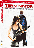 Terminator: The Sarah Connor Chronicles - Stagione 1 (3 DVD)