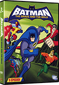 Batman - The brave and the bold, Vol. 3
