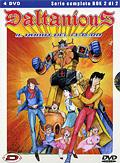 Daltanious: Il Robot del Futuro - Complete Series, Vol. 2 (4 DVD)