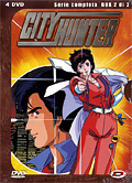 City Hunter - Serie Completa, Vol. 2 (4 DVD)
