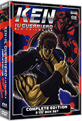 Ken Il Guerriero - La Trilogia Completa (3 DVD)