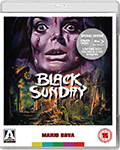 La Maschera del Demonio di Mario Bava (Blu-Ray + DVD) (Import UK, Audio ITA)