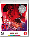 Lisa e il diavolo di Mario Bava (Blu-Ray + DVD) (Import UK, Audio ITA)