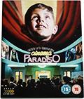 Nuovo Cinema Paradiso - Edizione Speciale 25-esimo Anniversario (2 Blu-Ray) (Import UK, Audio ITA)