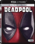 Deadpool (Blu-Ray 4K UHD + Blu-Ray)