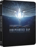 Independence Day - Limited Steelbook (2 Blu-Ray)
