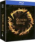 Il Signore degli Anelli - Trilogia Cinematografica (Blu-Ray Disc) (6 Dischi)
